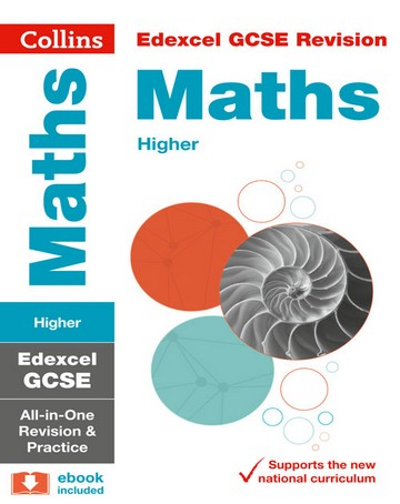 Edexcel GCSE Maths Higher All-in-One Revision and Practice (Collins GCSE 9-1 Revision) - Collins GCSE