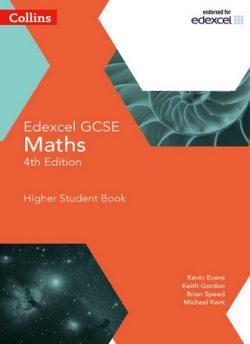 GCSE Maths Edexcel Higher Student Book (Collins GCSE Maths) - Kevin Evans