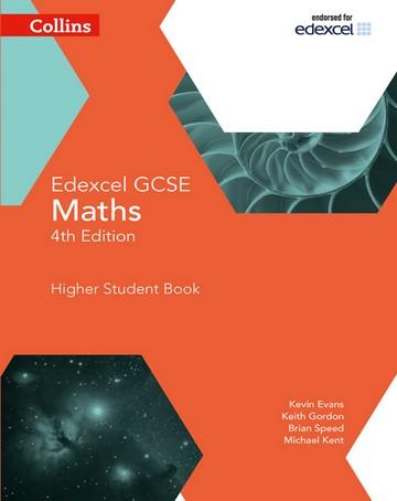 GCSE Maths Edexcel Higher Student Book (Collins GCSE Maths)