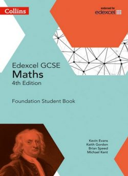 GCSE Maths Edexcel Foundation Student Book (Collins GCSE Maths) - Kevin Evans