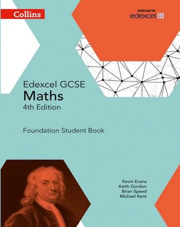 GCSE Maths Edexcel Foundation Student Book (Collins GCSE Maths) - Kevin Evans