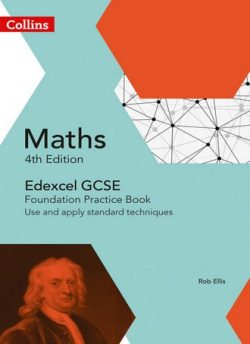 GCSE Maths Edexcel Foundation Practice Book (Collins GCSE Maths) - Kath Hipkiss