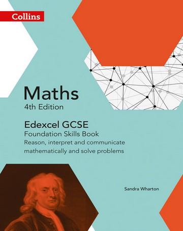 GCSE Maths Edexcel Foundation Reasoning and Problem Solving Skills Book (Collins GCSE Maths) - Sandra Wharton