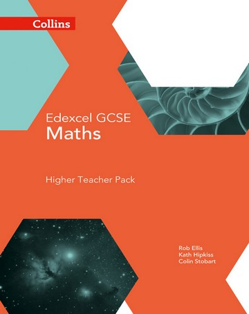 GCSE Maths Edexcel Higher Teacher Pack (Collins GCSE Maths) - Rob Ellis