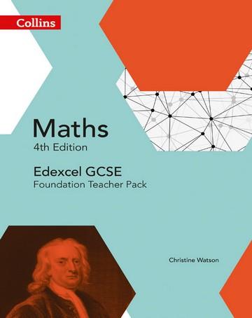 GCSE Maths Edexcel Foundation Teacher Pack (Collins GCSE Maths) - Rob Ellis