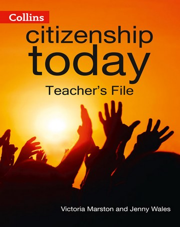 Collins Citizenship Today - Edexcel GCSE Citizenship Teacher's File 4th edition - Victoria Marston