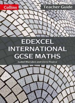 Edexcel International GCSE Maths Teacher Guide (Edexcel International GCSE) - Isabel Marsden