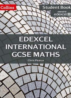 Edexcel International GCSE Maths Student Book (Edexcel International GCSE) - Chris Pearce