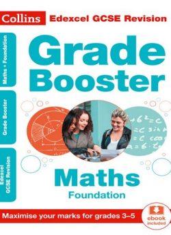 Edexcel GCSE Maths Foundation Grade Booster for grades 3-5 (Collins GCSE 9-1 Revision) - Collins GCSE