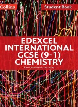 Edexcel International GCSE (9-1) Chemistry Student Book (Edexcel International GCSE (9-1)) -