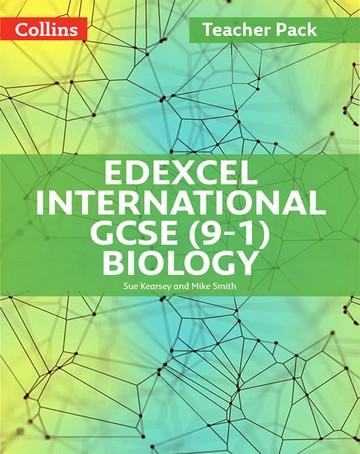 Edexcel International GCSE (9-1) Biology Teacher Pack (Edexcel International GCSE (9-1)) -