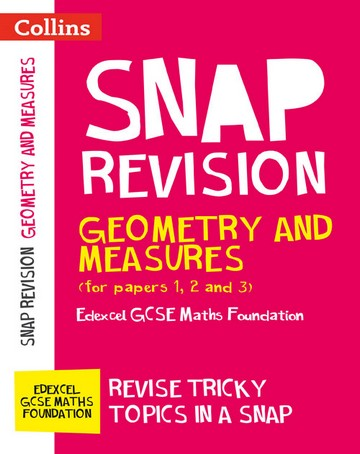 Geometry and Measures (for papers 1
