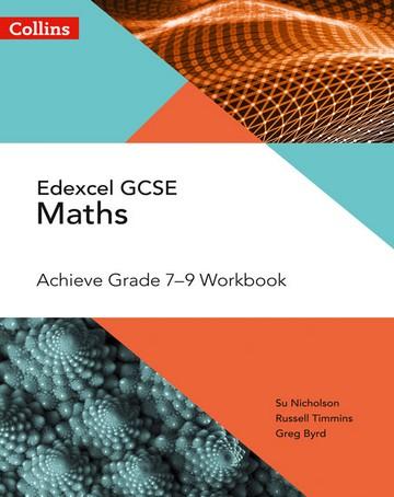 Edexcel GCSE Maths Achieve Grade 7-9 Workbook (Collins GCSE Maths)