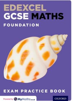 Edexcel GCSE Maths Foundation Exam Practice Book - Steve Cavill