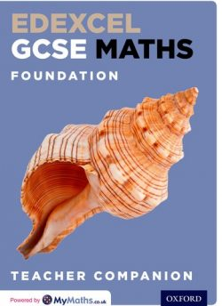 Edexcel GCSE Maths Foundation Teacher Companion - Gwen Wood