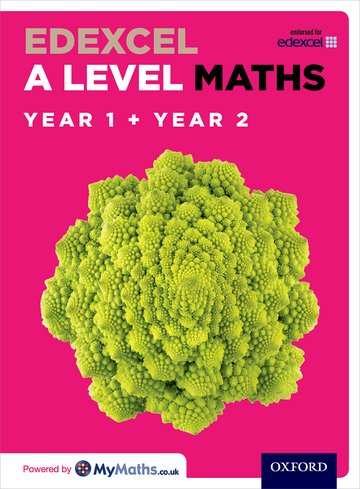 Edexcel A Level Maths: Year 1 and 2 Combined Student Book - David Bowles