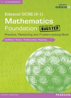 Edexcel GCSE (9-1) Mathematics: Foundation Booster Practice