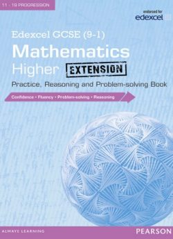 Edexcel GCSE (9-1) Mathematics: Higher Extension Practice