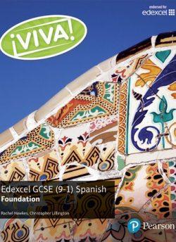 Viva! Edexcel GCSE Spanish Foundation Student Book - Rachel Hawkes