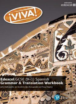 Viva! Edexcel GCSE Spanish Grammar and Translation Workbook - Tracy Traynor