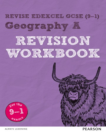 Revise Edexcel GCSE (9-1) Geography A Revision Workbook: for the 9-1 exams - Alison Barraclough