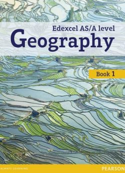 Edexcel GCE Geography AS Level Student Book and eBook - Viv Pointon