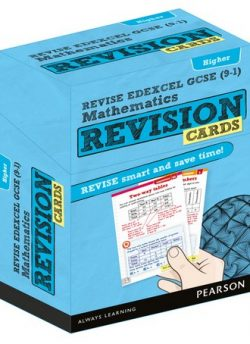 REVISE Edexcel GCSE (9-1) Mathematics Higher Revision Cards: includes FREE online Revision Guide - Harry Smith
