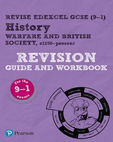 Revise Edexcel GCSE (9-1) Warfare and British Society