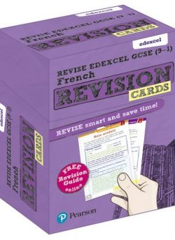 Revise Edexcel GCSE (9-1) French Revision Cards: with free online Revision Guide -