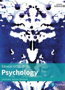 Edexcel GCSE (9-1) Psychology Student Book - Christine Brain