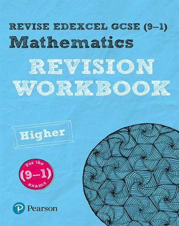 Revise Edexcel GCSE (9-1) Mathematics Higher Revision Workbook: for the 9-1 qualifications - Navtej Marwaha