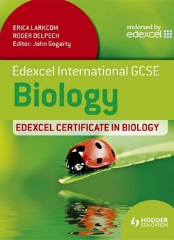 Edexcel International GCSE and Certificate Biology Student's Book & CD - Erica Larkcom