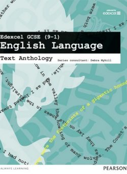 Edexcel GCSE (9-1) English Language Text Anthology: Edxcl GCSE(9-1) EngLang Anthology - David Grant
