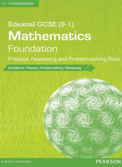 Edexcel GCSE (9-1) Mathematics: Foundation Practice