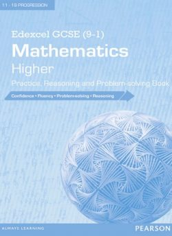 Edexcel GCSE (9-1) Mathematics: Higher Practice