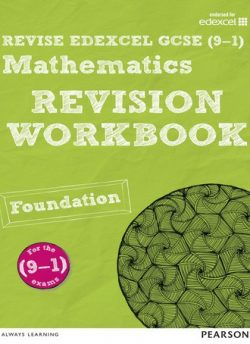 REVISE Edexcel GCSE (9-1) Mathematics Foundation Revision Workbook: for the 2015 qualifications - Navtej Marwaha