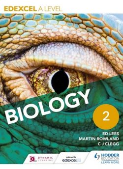 Edexcel A Level Biology Student Book 2 - Ed Lees