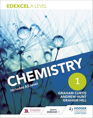 Edexcel A Level Chemistry Student Book 1 - Andrew Hunt
