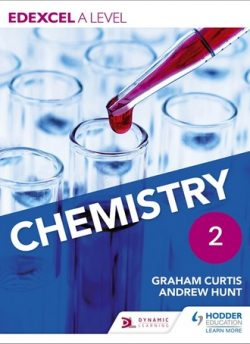 Edexcel A Level Chemistry Student Book 2 - Andrew Hunt