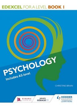 Edexcel Psychology for A Level Book 1 - Christine Brain