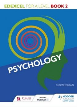 Edexcel Psychology for A Level Book 2 - Christine Brain