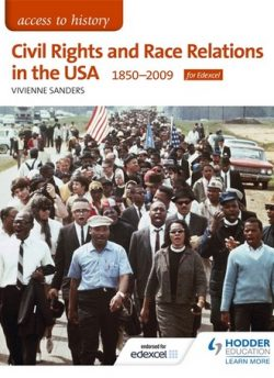 Access to History: Civil Rights and Race Relations in the USA 1850-2009 for Edexcel - Vivienne Sanders