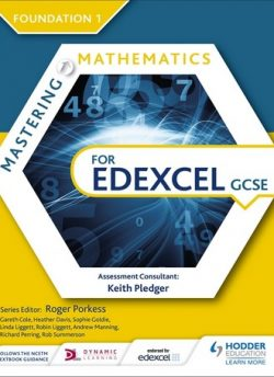 Mastering Mathematics for Edexcel GCSE: Foundation 1 - Heather Davis