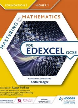 Mastering Mathematics for Edexcel GCSE: Foundation 2/Higher 1 - Gareth Cole