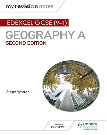 My Revision Notes: Edexcel GCSE (9-1) Geography A Second Edition