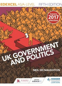 Edexcel UK Government and Politics for AS/A Level - Neil McNaughton