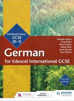 Edexcel International GCSE German Student Book Second Edition - Mariela Affum