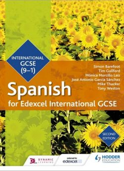 Edexcel International GCSE Spanish Student Book Second Edition - Simon Barefoot