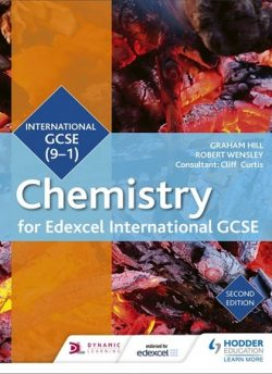 Edexcel International GCSE Chemistry Student Book Second Edition - Graham Hill