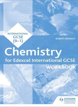 Edexcel International GCSE Chemistry Workbook - Robert Wensley